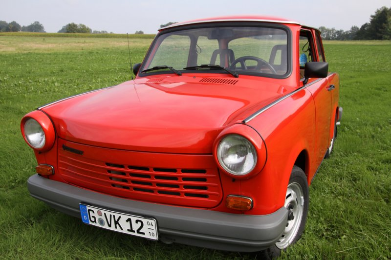 Zeitenmobile 187 Trabant 1 1 2
